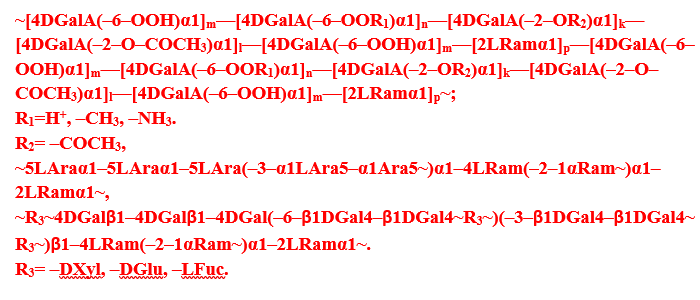 Pectin Formula